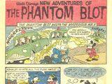 The Phantom Blot Meets the Mysterious Mr X
