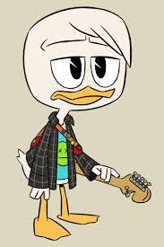 Young Donald Duck 2017
