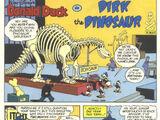 Dirk the Dinosaur