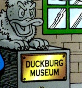 Duckburg Museum
