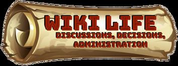 Scrolls of Scrooge: Wiki Life