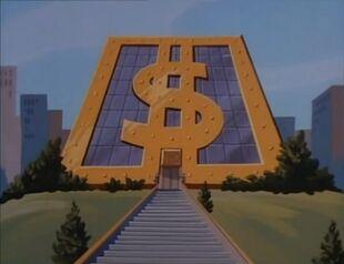 The Money Bin in Soccermania