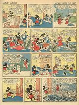 Mickey Gets the Drift