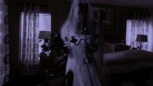 Melanie as Ghost