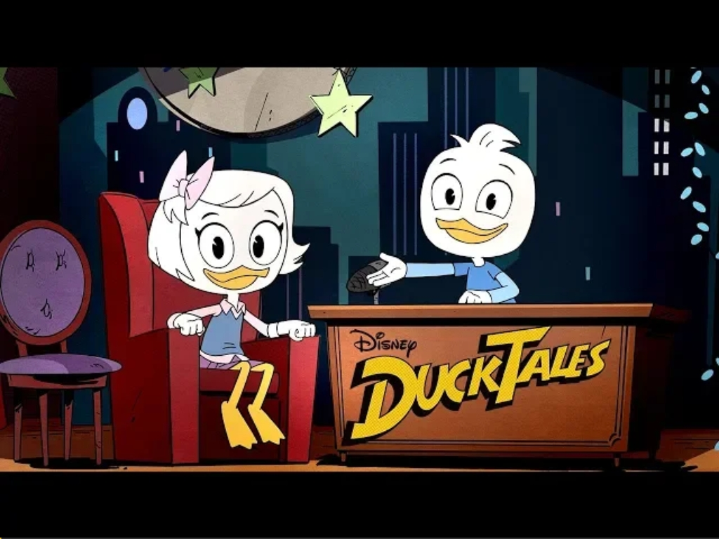 ducktales day of the only child part 4