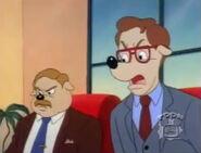 McDuck Enterprises executives