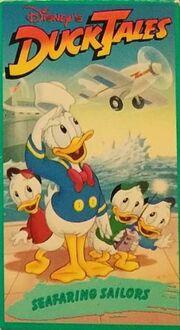Seafaring Sailors VHS