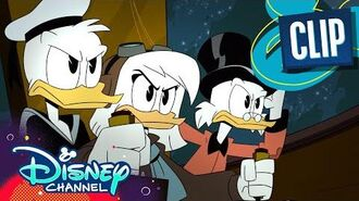 The Battle for Earth! DuckTales Disney Channel