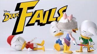 DuckFAILS! Part 3 DuckTales Disney Channel
