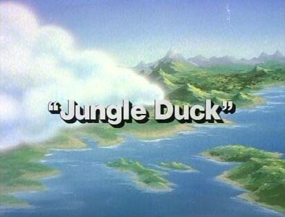 Jungle Duck - DT