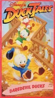 Daredevil Ducks VHS