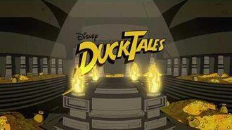 360° Adventure The Lost Key of Tralla La DuckTales Disney XD