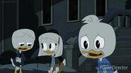 Ducktales 2017 young Donald & Della clip