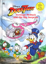 Scrooge McDuck and the Big Surprise