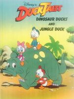 Dinosaur Ducks and Jungle Duck