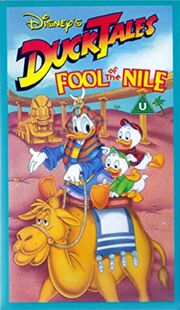 Fool of the Nile VHS