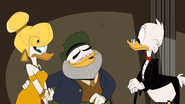 The Golden Lagoon of White Agony Plains Glomgold party 1