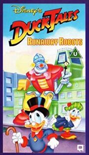 Runaway Robots VHS