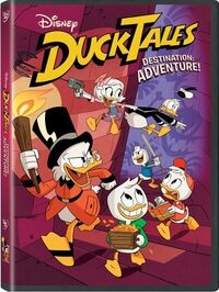 Ducktales2017 Destination Adventure!