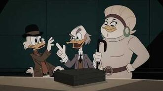 DuckTales- Tales Of The Past With Professor Ludwig Von Drake (Clip)