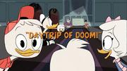 Daytrip of Doom Tittle Card