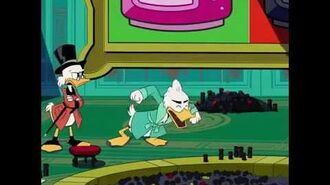 DuckTales - The Infernal Internship of Mark Beaks! EXCLUSIVE CLIP-0