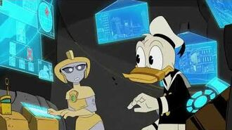 Revealing Lunaris's Plan (Clip) What Ever Happened To Donald Duck DuckTales