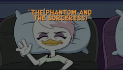 The Phantom and the Sorceress!