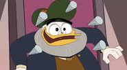 McMystery at McDuck McManor scheming 1
