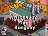 Wronguay in Ronguay