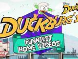 Duckburg's Funniest Home Videos!