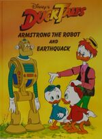 Armstrong the Robot and Earthquack