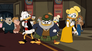 The Golden Lagoon of White Agony Plains Glomgold party 14