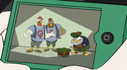 The Great Dime Chase Glomgold