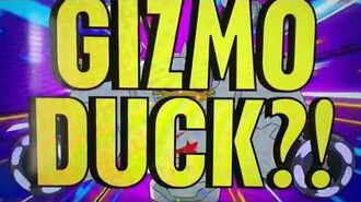 Ducktales Promo episode calle promo episode called Who is gizmo duck