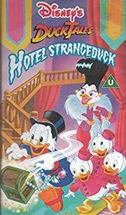 Hotel Strangeduck VHS
