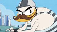 The Infernal Internship of Mark Beaks disguised glomgold 2