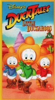 Little Duckaroos VHS