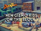 New Gizmo-Kids on the Block