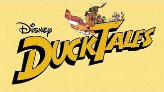 Theme Song DuckTales Disney XD