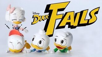 DuckFAILS! Part 1 DuckTales Disney Channel