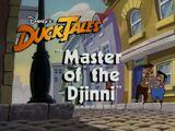 Master of the Djinni