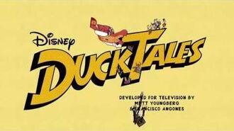 DuckTales - Intro Short Vertion