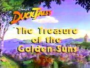 Treasure of the Golden Suns