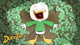 Louie Duck's Best Schemes Compilation DuckTales Disney XD