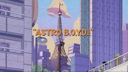 Astro B.O.Y.D