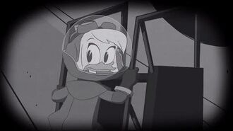 Ducktales - Scrooge reveals the Truth about Della Duck