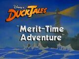Merit-Time Adventure