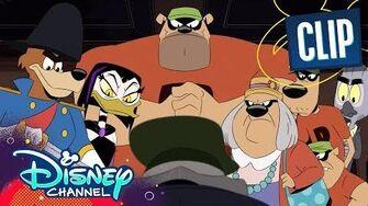 Villains Unite 🖤 DuckTales Disney Channel