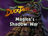 Magica's Shadow War